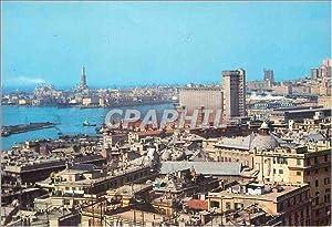 Carte Postale Moderne Genova panorama le port