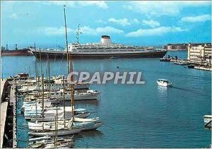 Carte Postale Moderne Genova depart de la