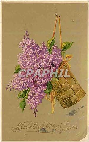 Carte Postale Ancienne Srdeene Prani