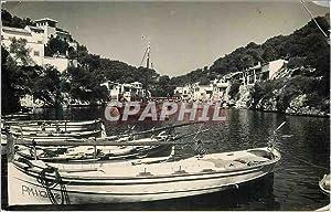 Carte Postale Moderne Mallorca Cala Figuera de