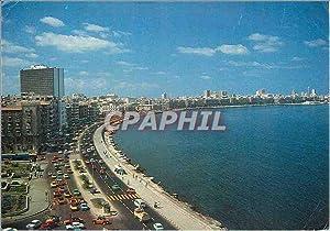Carte Postale Moderne Saad Zaghloul Square Alexandria