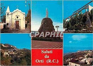 Carte Postale Moderne Orti di Reggio Calabria