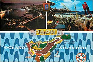 Carte Postale Moderne Santa cruz de tennerife