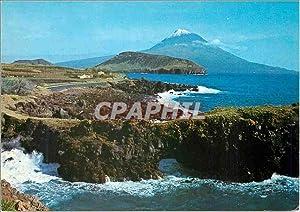 Carte Postale Moderne Ponta furada Faial Acores