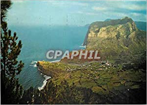 Carte Postale Moderne Madeira vue de faial
