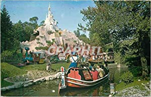 Carte Postale Moderne Disneyland Storybook Boat of Dreams