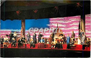 Carte Postale Moderne Walt Disney World The Hall of Presidents