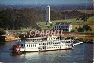 Carte Postale Moderne Creole Queen New Orleans