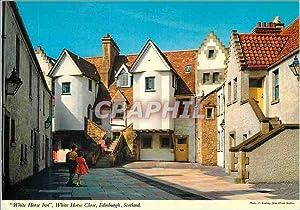 Carte Postale Moderne White Horse Inn White