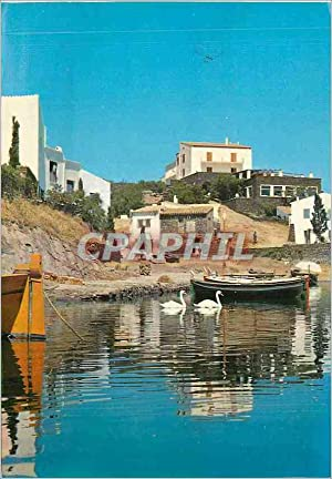 Carte Postale Moderne Costa Brava Cadaques coin