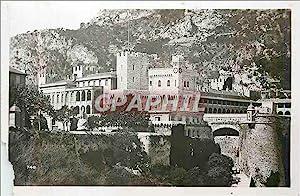Carte Postale Ancienne Monaco Le Palais du