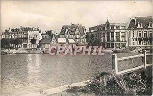 Carte Postale Moderne 149 trouville(calvados) la reine