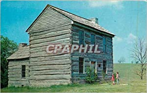Carte Postale Moderne Frances Berry Homme Lincoln Homestead State Park near Springfield Kentucky