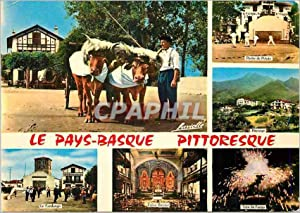 Carte Postale Moderne le Pays Basque Pittoresque