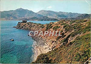 Carte Postale Moderne Villasimius Carbonara Golf The Fortress