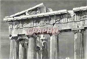 Carte Postale Moderne Athenes Le Parthenon Partie