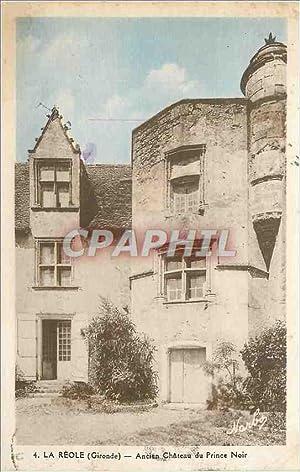 Carte Postale Ancienne la Reole (Gironde) Ancien