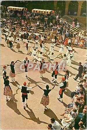 Carte Postale Moderne Danses Regionales d'Espagne Catalogne