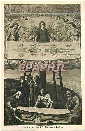 Carte Postale Ancienne G Clovio La S