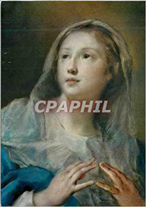 Carte Postale Moderne Rosalba Carriera Venezia Madonna