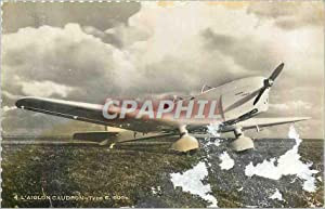 Carte Postale Moderne L Aiglon Caudron Moteur Renault Bengali too CV Avion Aviation