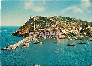 Carte Postale Moderne Porto Ercole Panorama en