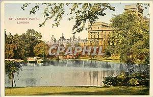 Carte Postale Ancienne St James s Park
