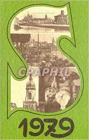 Carte Postale Moderne Amiens 1er Salon de