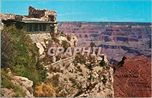 Carte Postale Moderne The National Park Arizona Lookout Studio Grand Canyon