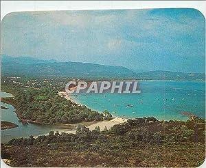 Carte Postale Moderne San Cipriano Panorama de