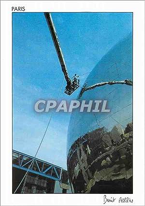 Carte Postale Moderne Paris Benoit Pervin La
