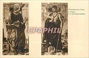 Carte Postale Ancienne Francesco del Cossa S