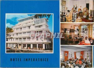 Carte Postale Moderne Martinique (Fort de France) Hôtel Imperatrice