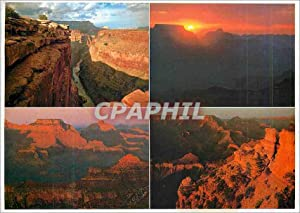Carte Postale Moderne Scenic Grand Canyon Views