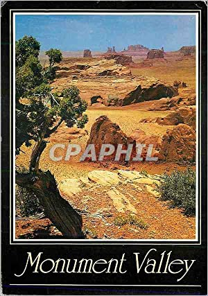 Carte Postale Moderne Monument Valley Arizona An Inspiring View of time warn Monument Valley