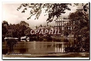 Great Britain Londres london Carte Postale Ancienne