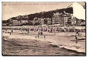 TRouville Reine des plages Carte Postale Ancienne