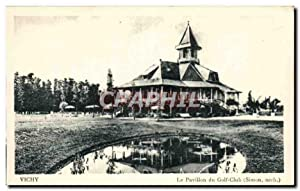 Vichy - Le Pavillon du Golf Club - Carte Postale Ancienne