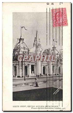 Carte Postale Ancienne Great Britain Londres London