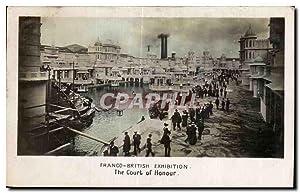Carte Postale Ancienne Franco British Exhibition The