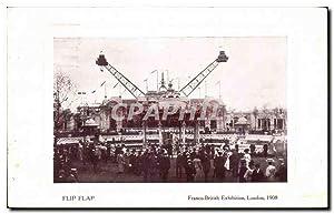 Carte Postale Ancienne Franco British Exhibition London