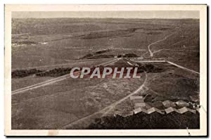 Carte Postale Ancienne Mourmelon le Grand Le camp Militaria
