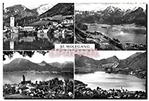Carte Postale Ancienne St Wolfgang