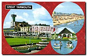 Carte Postale Ancienne Great Yarmouth