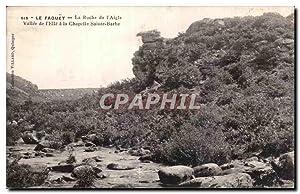 Carte Postale Ancienne Le Faouet La Roche