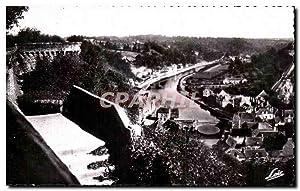 Carte Postale Ancienne Cote D'Emeraude Dinan Tour