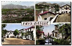 Carte Postale Ancienne Pays Basque Le Rhune