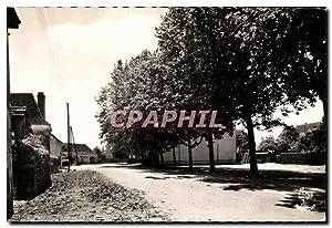 Carte Postale Ancienne Maslacq La Place du