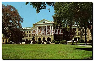 Carte Postale Ancienne Bascom Hall Madison Wisconsin Bascom Hall is the main bulding of the Unive...