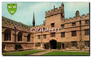 Carte Postale Semi Moderne College Oxford